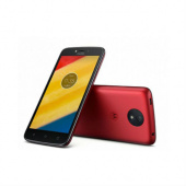 Motorola MOTO C Plus  Metallic Cherry