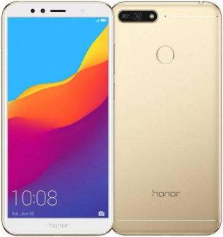 "Honor 7A Pro Gold (51092KDV) Qualcomm 430/2Gb/16Gb/5.75"" (1440*720)/DualCam/LTE/3000mAh/And8.0"