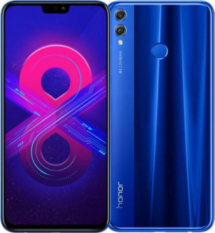Honor 8C Blue